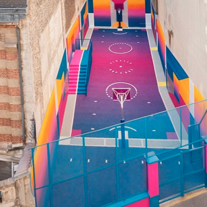 Pigalle Basketball Court