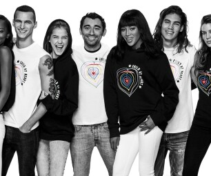 Diesel х Fashion for Relief за Child at Heart