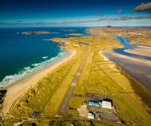 Facebook/Donegal Airport