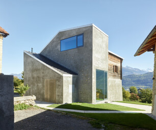 Savioz Fabrizzi Architects