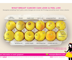 Know Your Lemons/Worldwide Breast Cancer