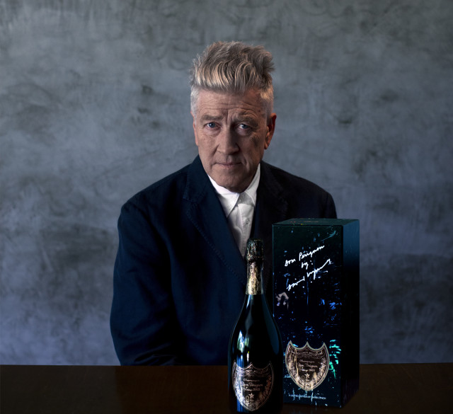 Dom Pérignon Rosé David Lynch