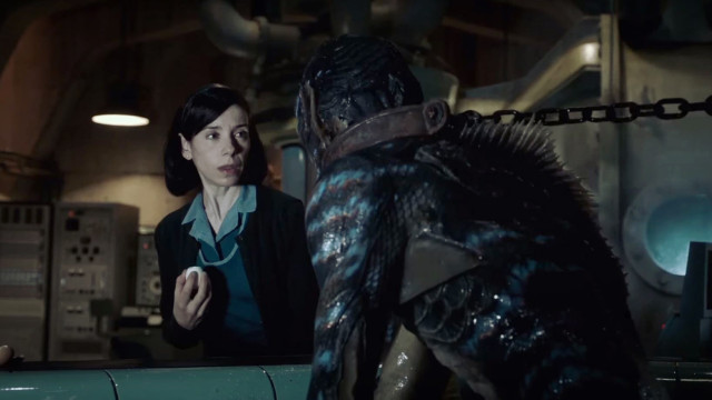Формата на водата / The Shape Of Water