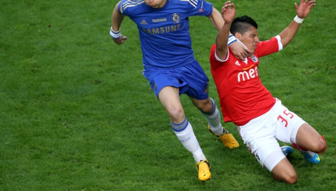Benfica 1-2 Chelsea (Final)
