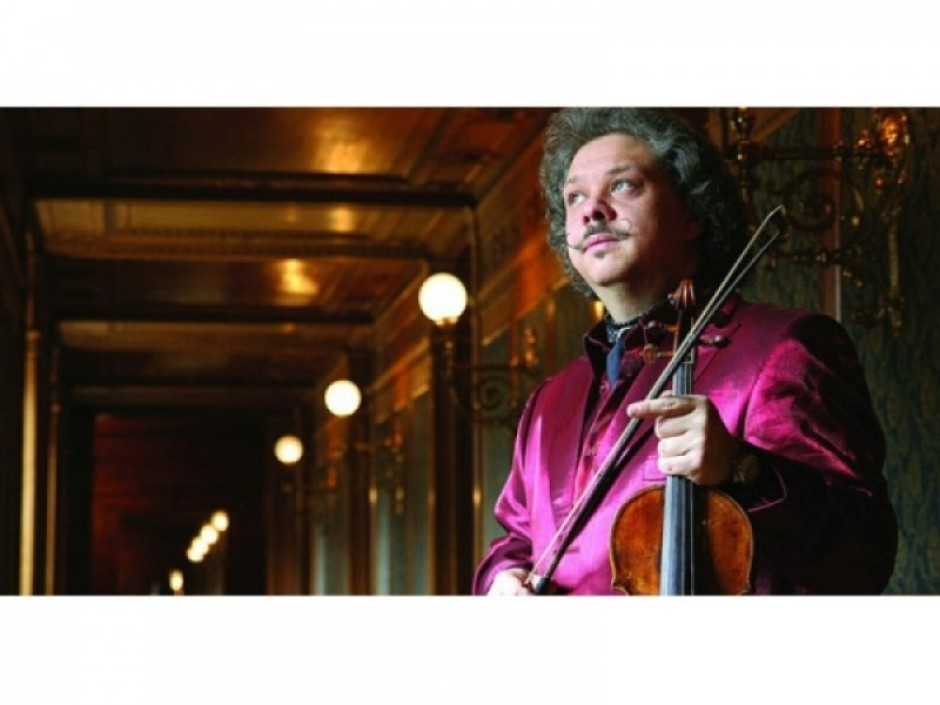 Roby Lakatos became master of the violin for love of improvisation